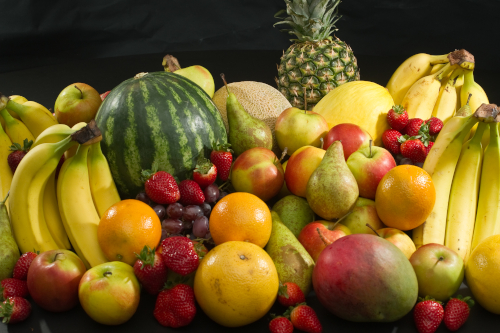 41 Corbeille Fruits